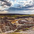 Son Over The Badlands by Bill Lindsay