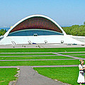 Song Festival Amphitheatre In Tallinn-estonia by Ruth Hager