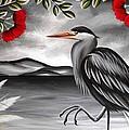 Song Of The Heron by Natasha Shackleton