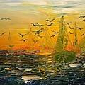 Song Of The Wind by Svetla Dimitrova