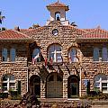 Sonoma City Hall by Jeff Lowe