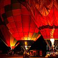 Sonoma County Hot Air Balloon Classic by Paul Fearn
