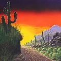Sonoran Sunrise by Bob Williams