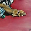 Sooo Sleepy by Janet Guss