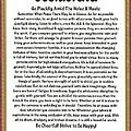 Sophistcated Medieval Style Desiderata by Desiderata Gallery