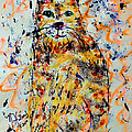 Sophisticated Cat 3 by Natalie Holland