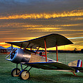 Sopwith Sunset by David Hart