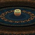 Sorcerer's Wheel by GJ Blackman