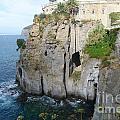 Sorrento - Cliffside by Nora Boghossian