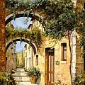 Sotto Gli Archi by Guido Borelli