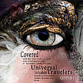 Soul Full Eye Of The Universal Traveler by Lisa Redfern