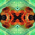 Soul Symphony - Abstract Art By Sharon Cummings by Sharon Cummings
