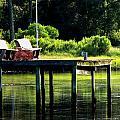 Sound Dock by Nick Sikorski
