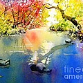 Sound Of Calmness by Celine  K Yong