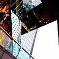 South Bank City Reflections No.4 by Gordon James