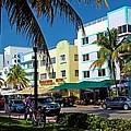 South Beach 1 by Ricardo J Ruiz de Porras