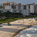 South Beach Afternoon by Ed Gleichman