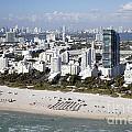 South Beach Florida by Bill Cobb