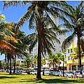 South Beach Miami Beach by Dora Sofia Caputo Photographic Design and Fine Art