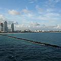 South Beach Miami Fl by Steven Saylor