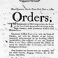 South Carolina, 1780 by Granger