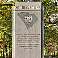 South Carolina At Gettysburg - Close 1 by Michael Mazaika