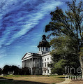 South Carolina State House by Skip Willits