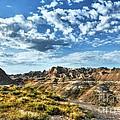 South Dakota Badlands 2 by Mel Steinhauer