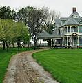 South Dakota Victorian Mansion by Kyle Hanson