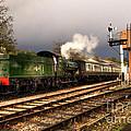 South Devon Departure  by Rob Hawkins