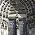 South Entrance Main Doors by Teresa Mucha