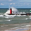 South Haven Splash by Ann Horn