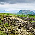 South Iceland Landscape Pingvellir by Matthias Hauser