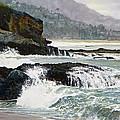 South Laguna by Bill Hudson