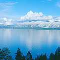 South Lake Tahoe In Winter, California by Panoramic Images