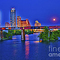South Lamar Bridge by Mario Villeda