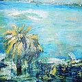 South Of France    Juan Les Pins by Fereshteh Stoecklein
