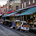 South Philly Italian Market by Bill Cannon