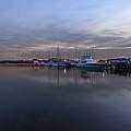 South River Twilight by Edward Kreis
