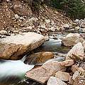 South St Vrain Canyon Autumn View by James BO Insogna