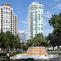 South Straub Park St Petersburg Florida by Bill Cobb