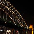 South Sydney Harbour Bridge by Kaleidoscopik Photography