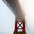 South Tower Fog by Hugh Stickney