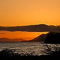 Southeast Alaska Sunset by Michael J Bauer