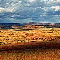 Southeastern Utah Desert Panoramic by David Lee Thompson