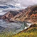 Souther California Coast by Jon Berghoff