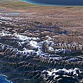 Southern Alps, New Zealand, 3d Artwork by Science Photo Library
