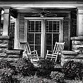 Southern Front Porch 2 by Sherry Bowen