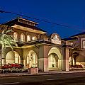 Southern Hotel Charm by Tony Tribou