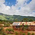 Southern Kenya Poverty Landscape by Michal Bednarek